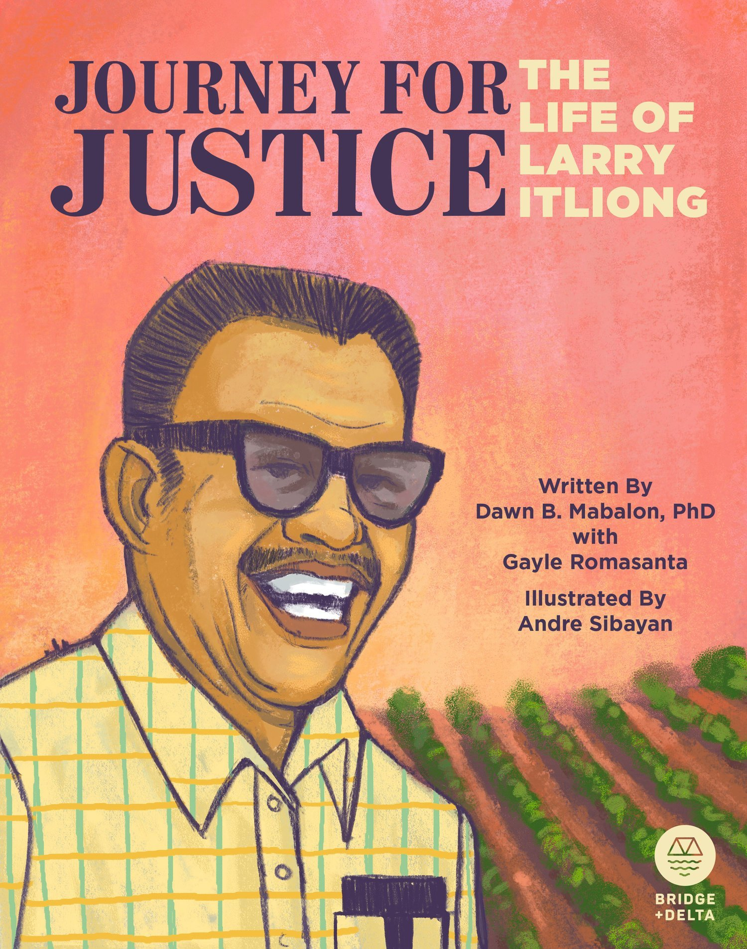 BookCover - Larry Itliong